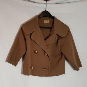 Vintage J. Magnin wool blazer